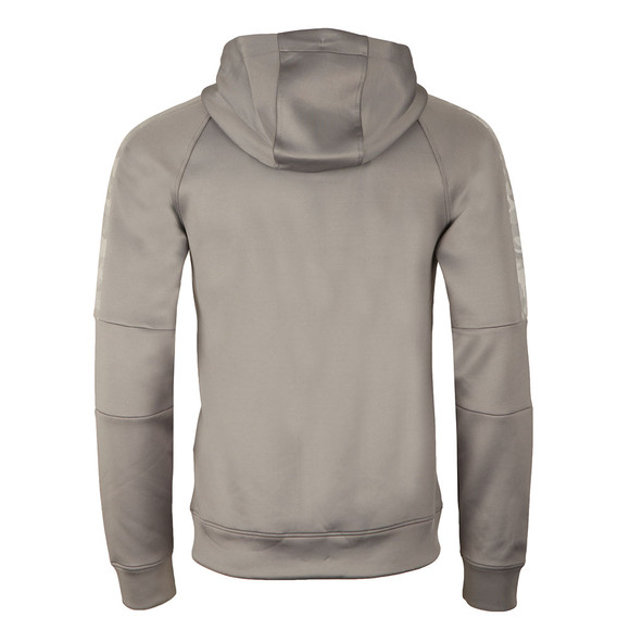 Kings Will Dream Mens Grey Kione Full Zip Hoody main image