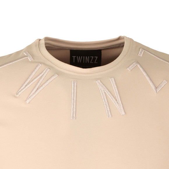 Twinzz Mens Off-White Cornell T Shirt main image