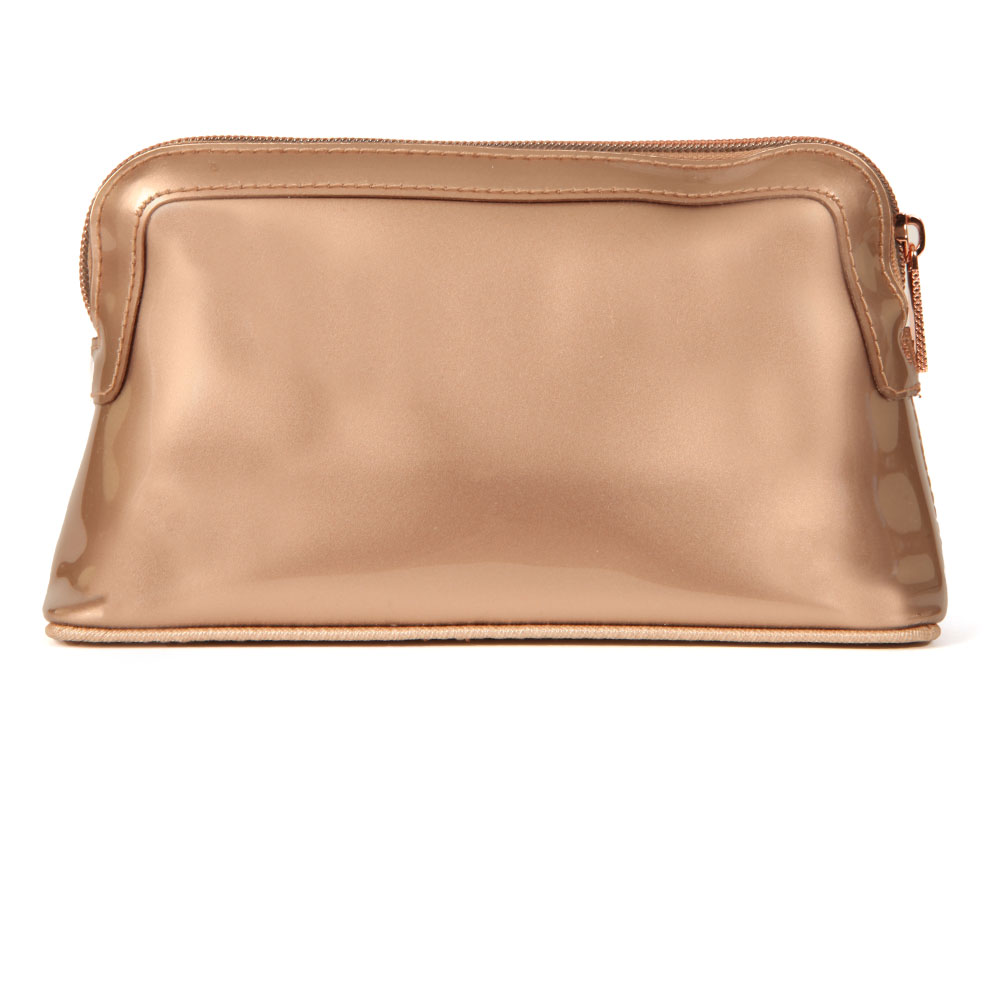Julis Bow Triangle Make Up Bag main image