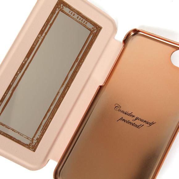 0e9975f31 Ted Baker Womens Grey Malibai Chelsea Iphone Flip Case main image