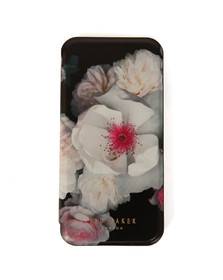 Ted Baker Womens Black Malibai Chelsea Iphone Flip Case