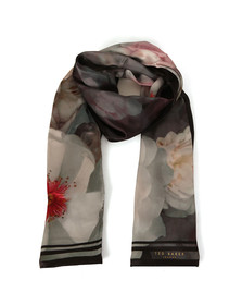 Ted Baker Womens Black Chleo Chelsea Long Scarf