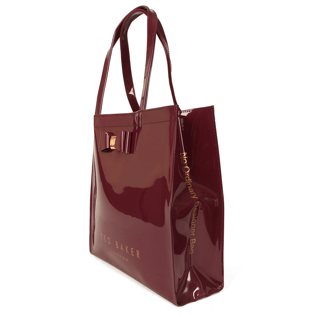 152ef95cfcd30 Ted Baker Bethcon Bow Detail Large Icon Bag