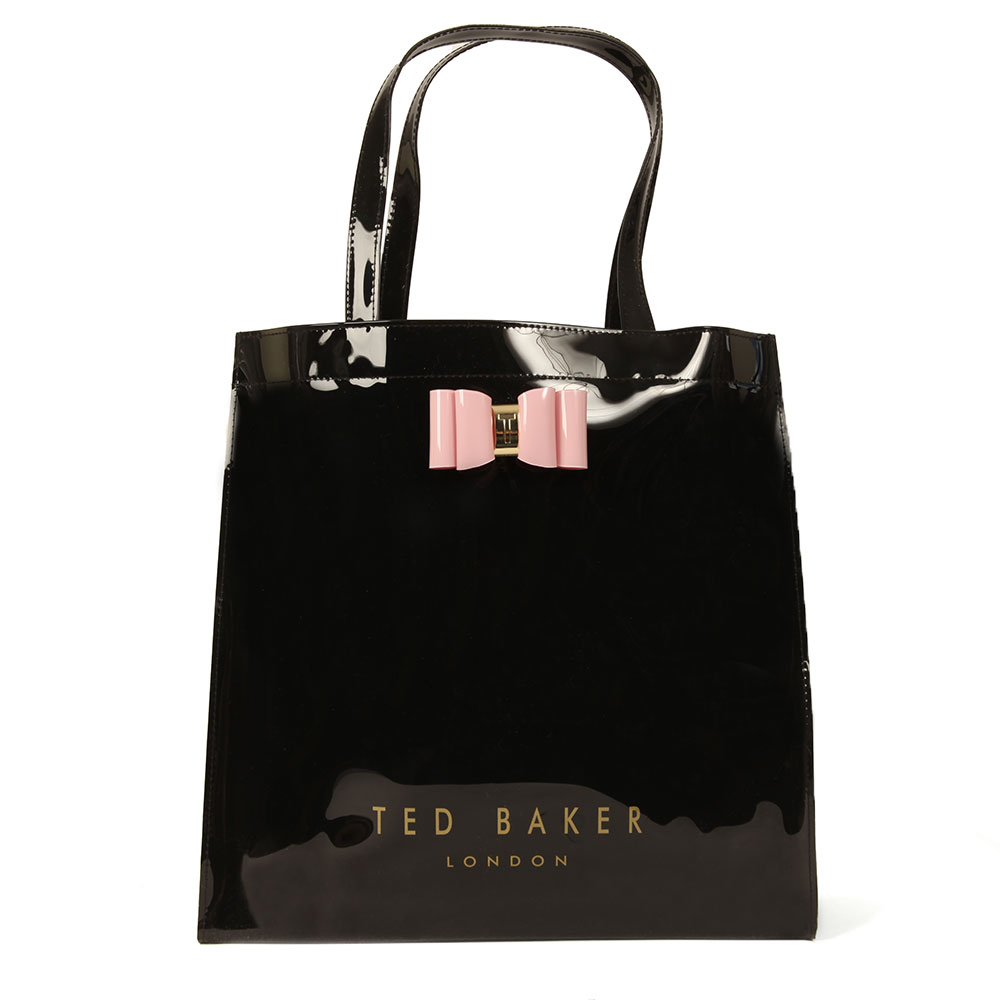 050c335412f7 Ted Baker Bethcon Bow Detail Large Icon Bag