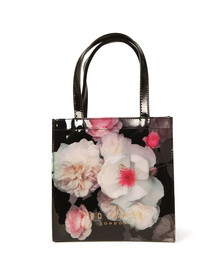 Ted Baker Womens Black Cerycon Chelsea Small Icon Bag