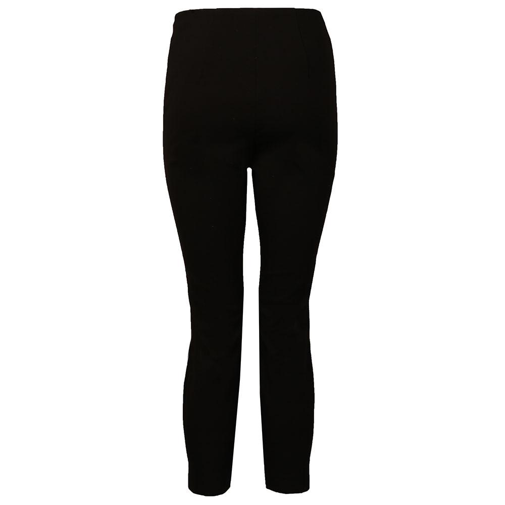 Baylea Split Hem Crop Trouser  main image