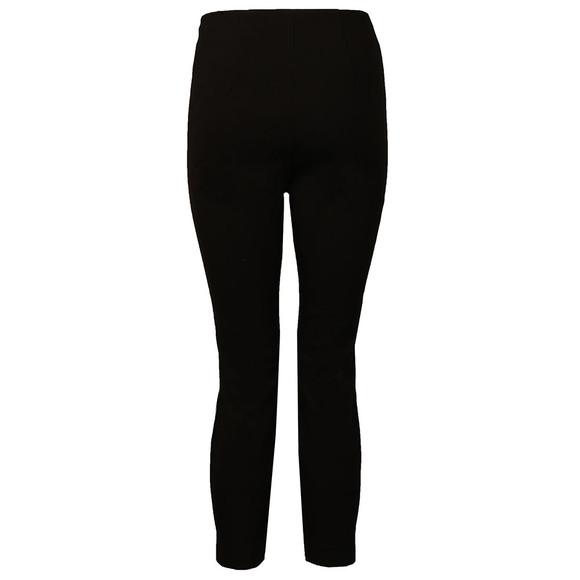 Ted Baker Womens Black Baylea Split Hem Crop Trouser  main image