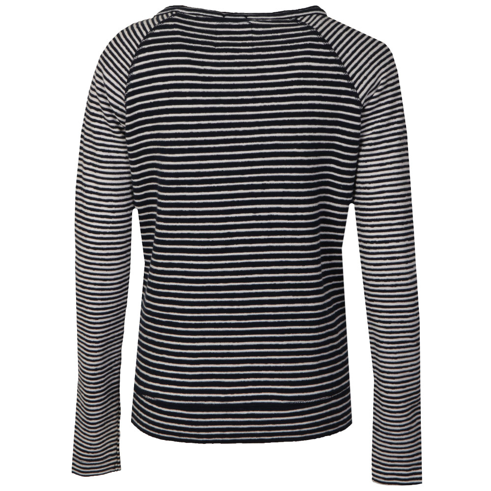 Amour Stripe Graphic Top main image