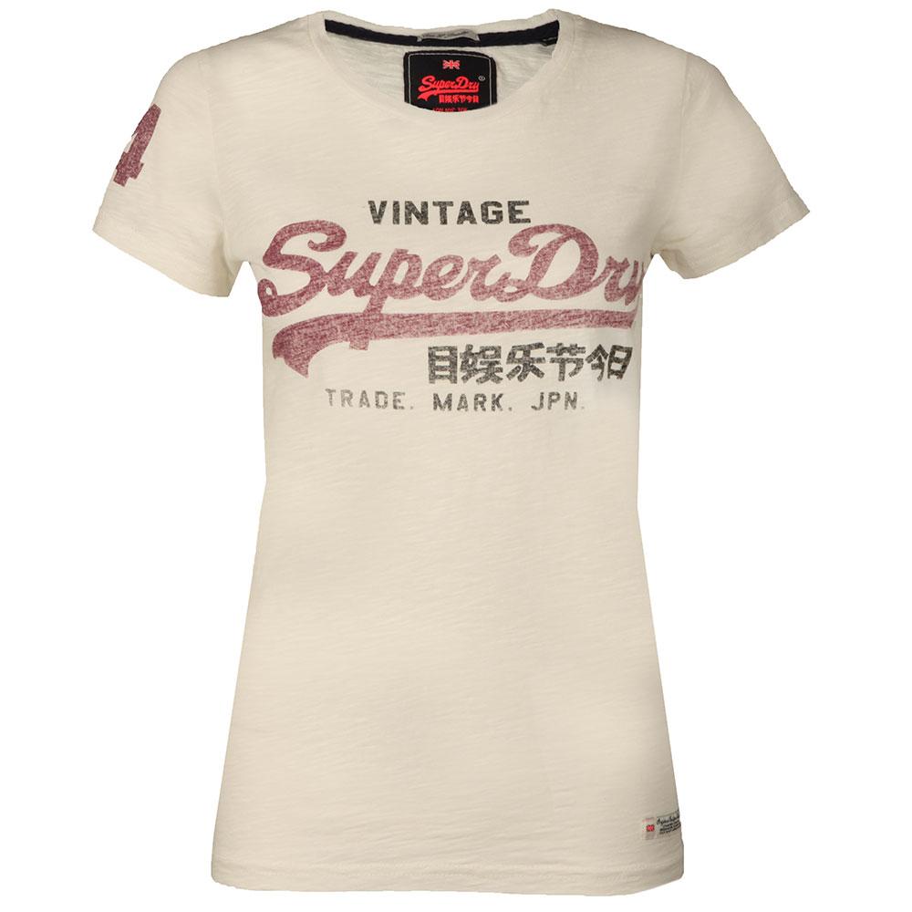 Vintage Logo Slub Entry T Shirt main image
