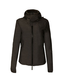 Superdry Womens Green Arctic Hooded Cliff Hiker
