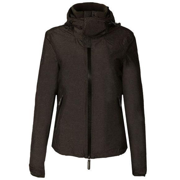 Superdry Womens Green Arctic Hooded Cliff Hiker main image