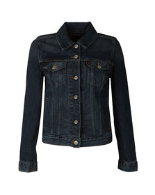 Levi's Womens Lust For Life Original Trucker Jacket