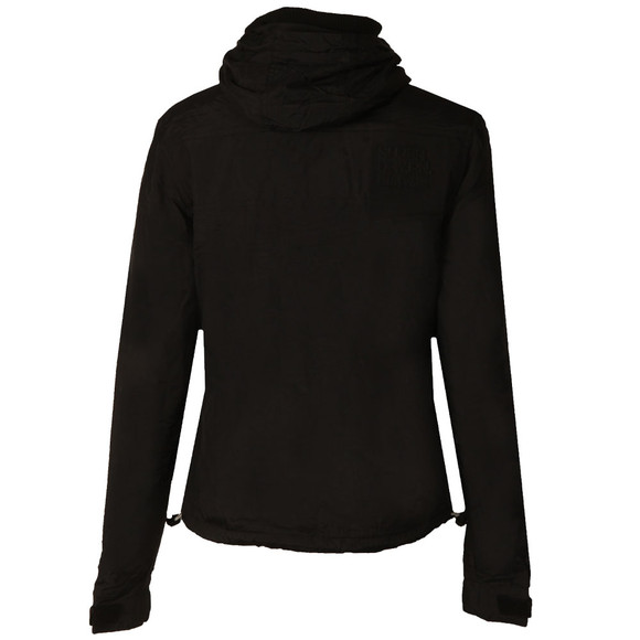 Superdry Womens Black Arctic Hooded Cliff Hiker main image