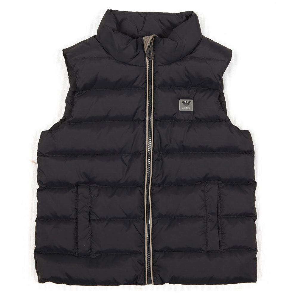 395bf6ced784 Armani Junior Down Gilet