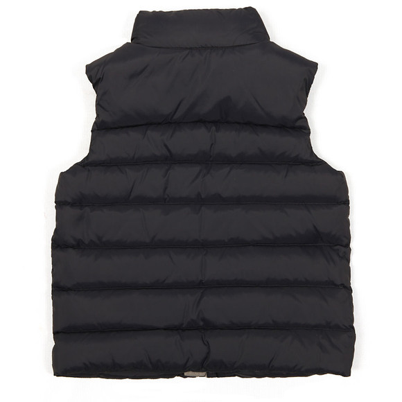 Armani Junior  Boys Blue Down Gilet main image