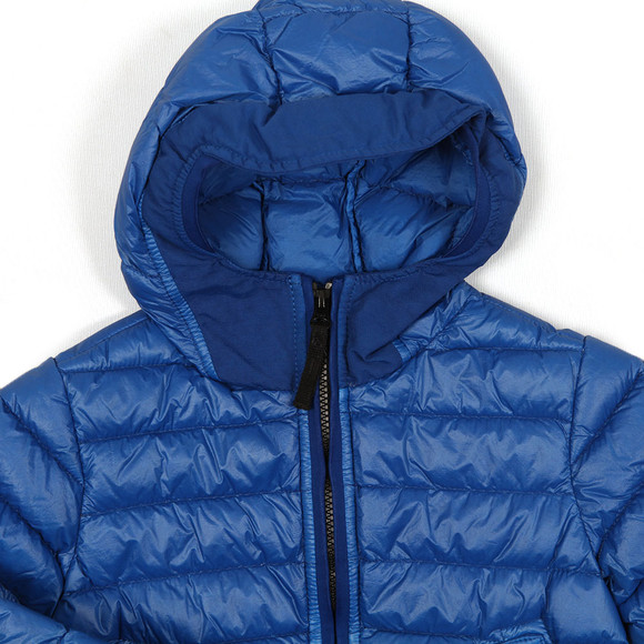 Stone Island Junior  Boys Blue Real Down Jacket main image