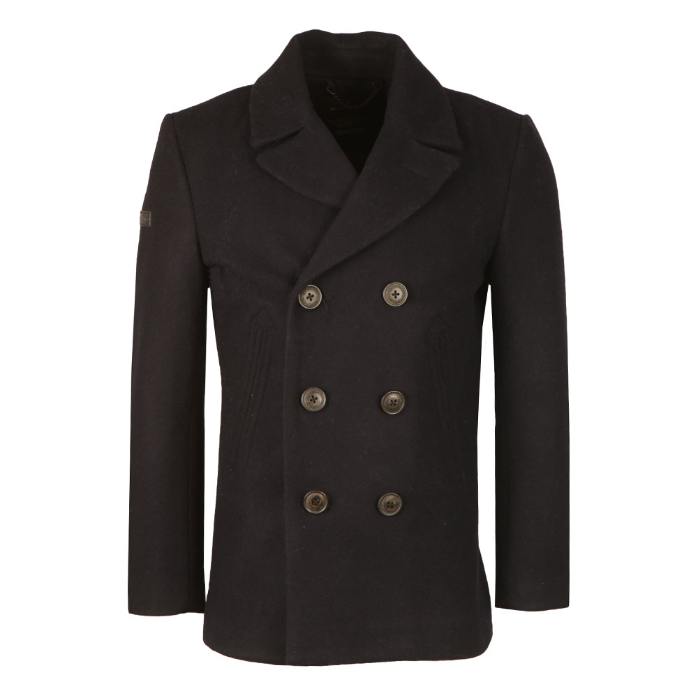 Rookie Merchant Line Peacoat main image