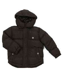 Timberland Boys Black Puffer Jacket