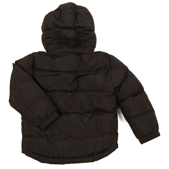 Timberland Boys Black Puffer Jacket main image