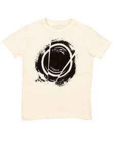 CP Company Boys White Broken Lens T Shirt