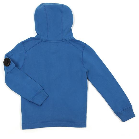 C.P. Company Undersixteen Boys Blue Overhead Hoody main image