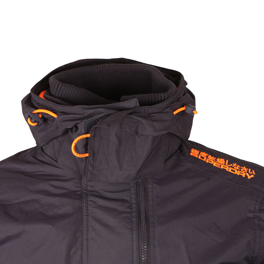 Pop Zip Hooded Arctic Windcheater main image