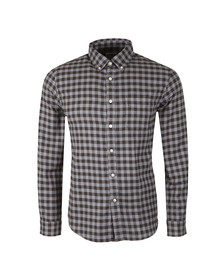 Edwin Mens Grey Standard Shirt