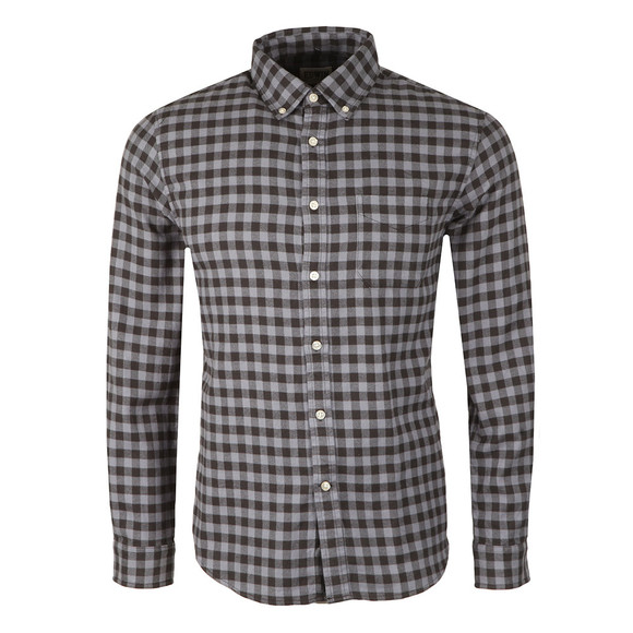 Edwin Mens Grey Standard Shirt main image