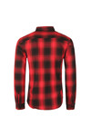 Edwin Mens Red Labour Flanel Shirt