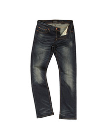 Superdry Mens Blue Slim Jean