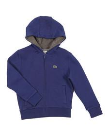 Lacoste Sport Boys Blue SJ2903 Hoody