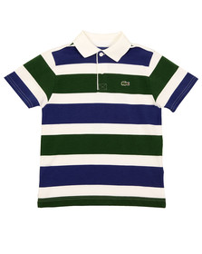 Lacoste Sport Boys White Boys YJ8809 Polo Shirt