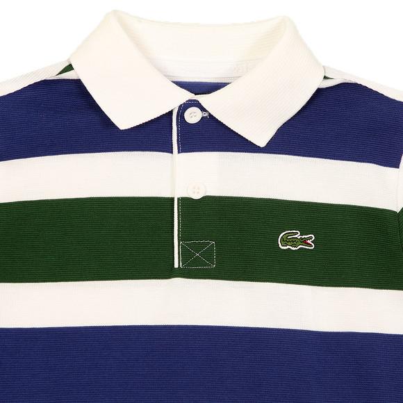 Lacoste Sport Boys White Boys YJ8809 Polo Shirt main image