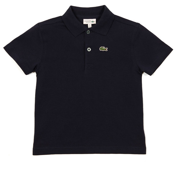 Lacoste Sport Boys Blue Boys L1830 Polo Shirt main image