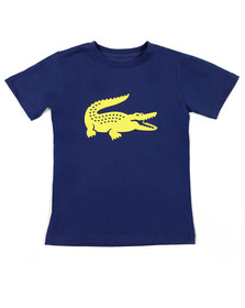Lacoste Sport Boys Blue TJ2910 T Shirt