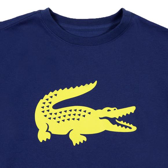 Lacoste Sport Boys Blue TJ2910 T Shirt main image