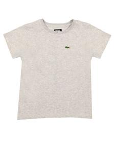 Lacoste Sport Boys Grey Boys TJ8811 T Shirt