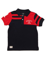 Stripe PCD Polo Shirt