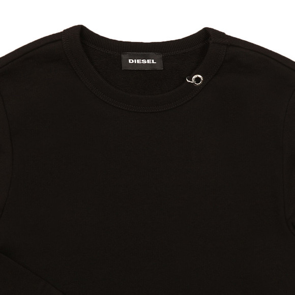 Diesel Boys Black Sitro Sweat main image