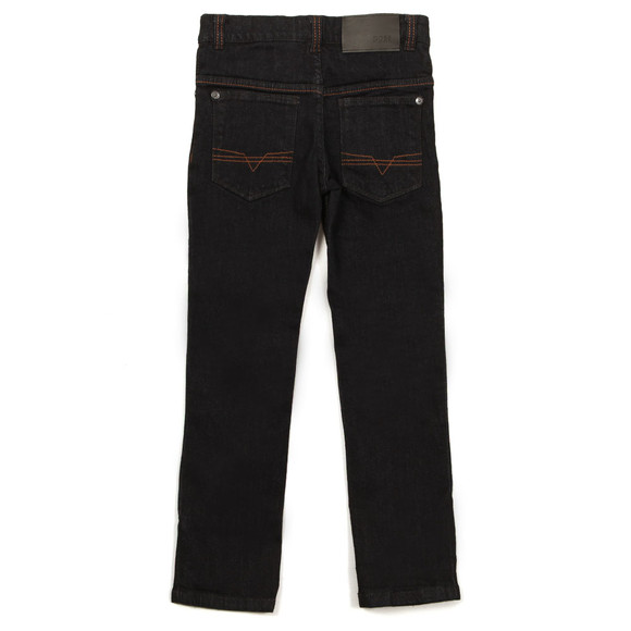 BOSS Loungewear Boys Blue Slim Fit Jean main image