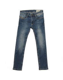 Diesel Boys Blue Sleenker Jean