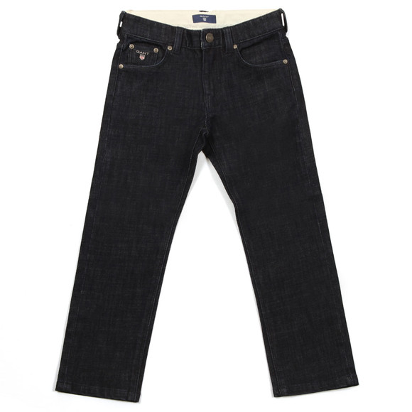 Gant Boys Blue Tinted 4 Way Stretch Jean main image