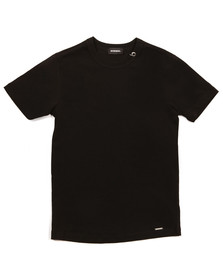 Diesel Boys Black Boys Tocle T Shirt