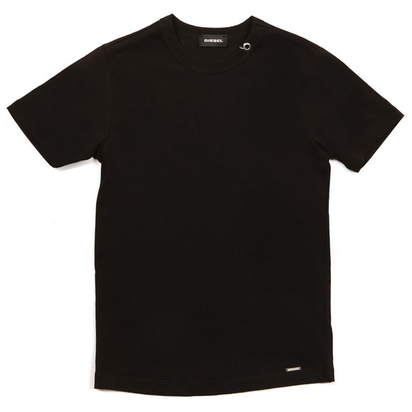 Diesel Boys Black Boys Tocle T Shirt main image