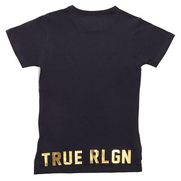 True Religion Boys Blue Hi Low T Shirt main image