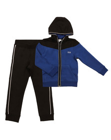 Boss Boys Blue J28056 Track Suit