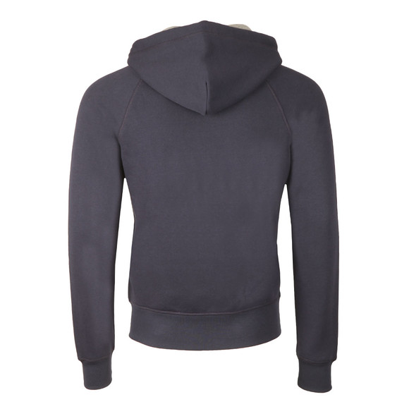 Gant Mens Blue Original Full Zip Hoodie main image