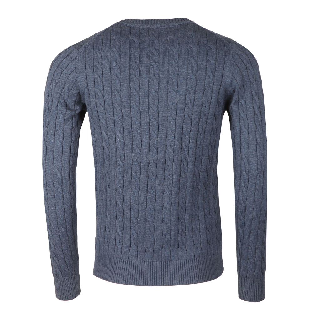 Cotton Cable Crew Jumper main image