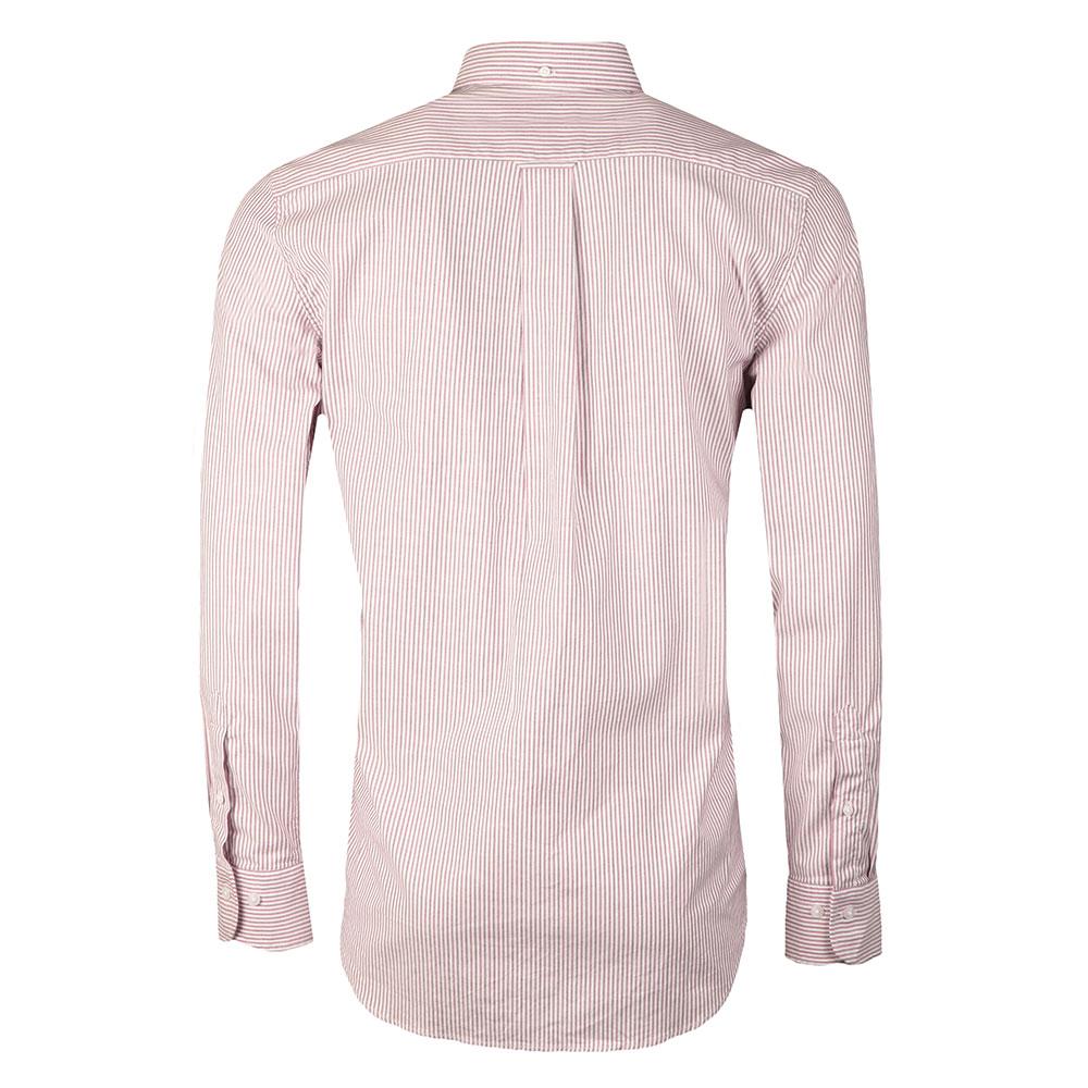 Stretch Oxford Stripe LS Shirt main image
