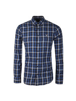 Nordic Plaid LS Shirt